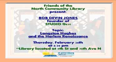 Black History Month Event at North Community Library
